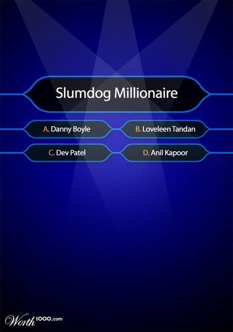 Slumdog millionaire essay notes