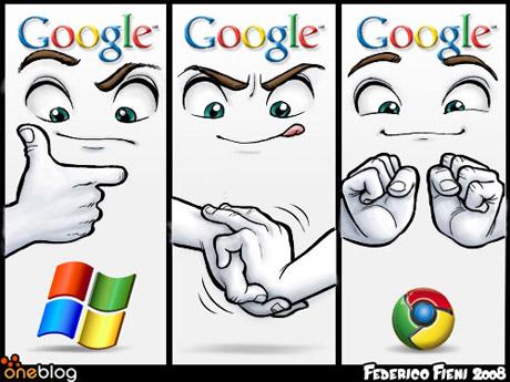 Chrome logo from Windows