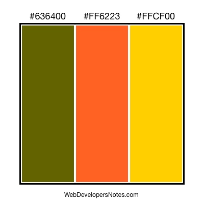 Color Combination #410