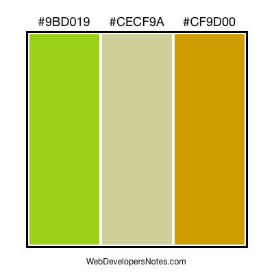 Colour Combinations For Web Pages Web Page Colors