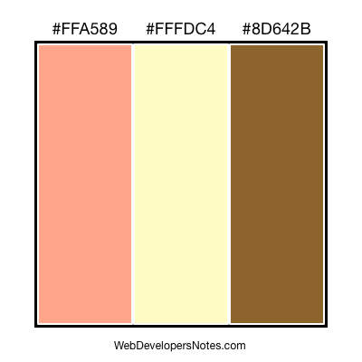 Color chart #004