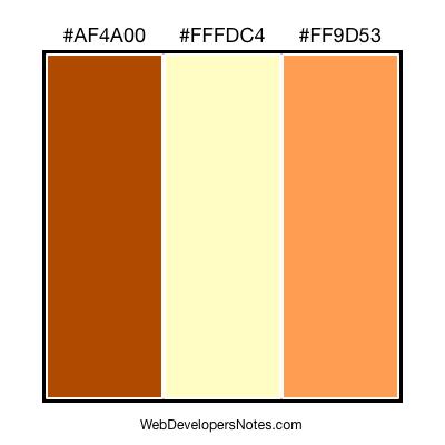 Color Combination #203