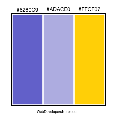 Color Combination #204