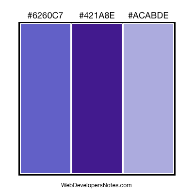 Color Combination #205