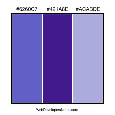 Color Combination #205
