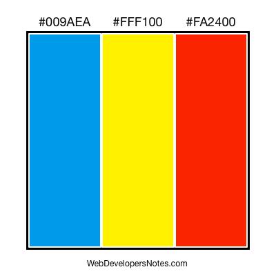 Color Combination #208