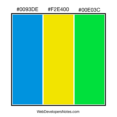 Color Combination #209