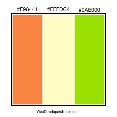 Color Combination #210