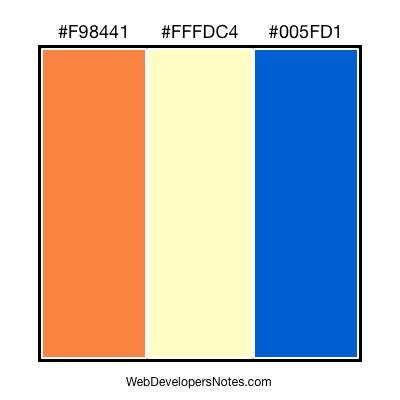 Color Combination #212
