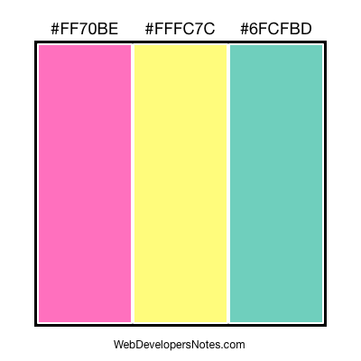 Color Combination #216
