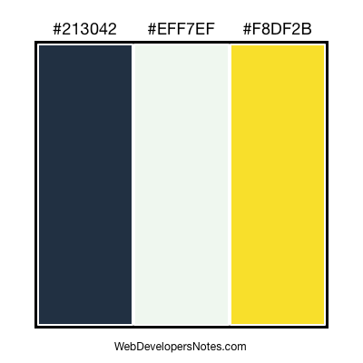 Free color combination #004