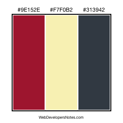 Free color combination #007