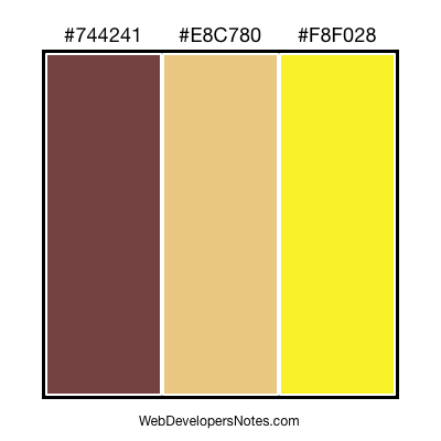 Free color combination #010