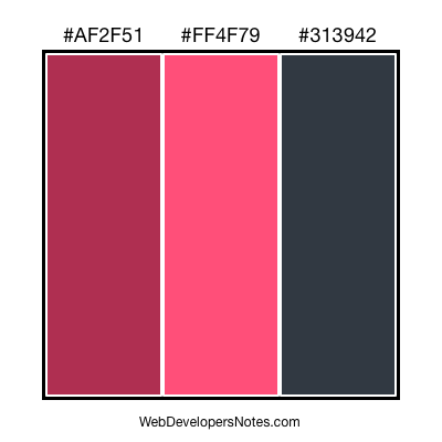 Free color combination #011