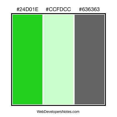 Free color combination #016