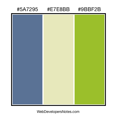 Free colour combination #002