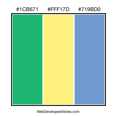 Color Combination #313