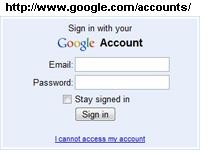 delete my google profile