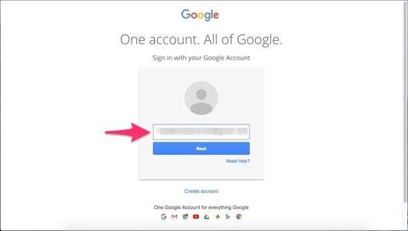 How to add photo to Google account?