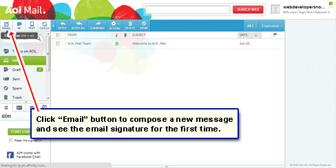 create online form with signature how to