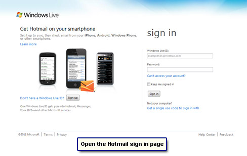 Get rid of Windows Live home page - MSN headlines page
