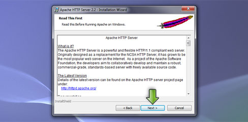 A brief on the web server