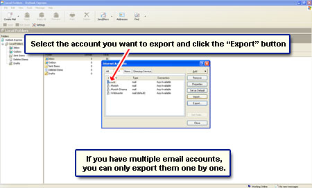 Web Email Account