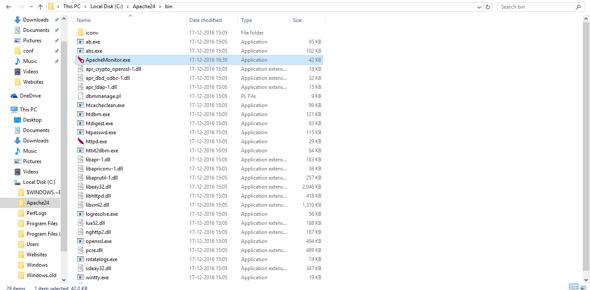 ApacheMonitor.exe file