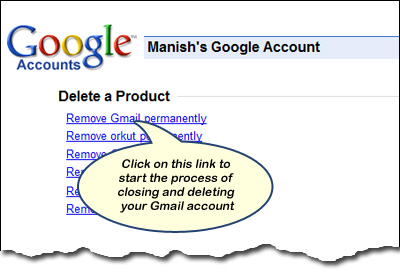Deleting a gmail account selol ink deleting a gmail account ccuart Image collections