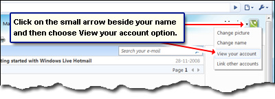 How to delete Hotmail account quickly