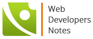 WebDevelopersNotes logo