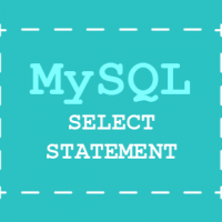 A little more on the MySQL SELECT statement