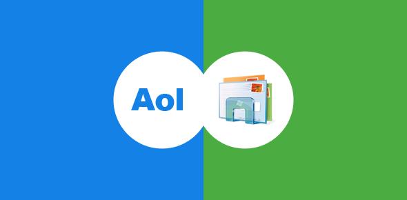 How do I add AOL on Windows Mail?