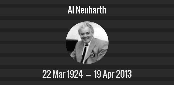 Al Neuharth Death Anniversary - 19 April 2013