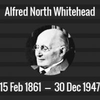 Alfred North Whitehead Death Anniversary - 30 December 1947