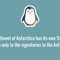 Antarctica domain name TLD