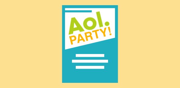 Understanding the AOL email account stationery