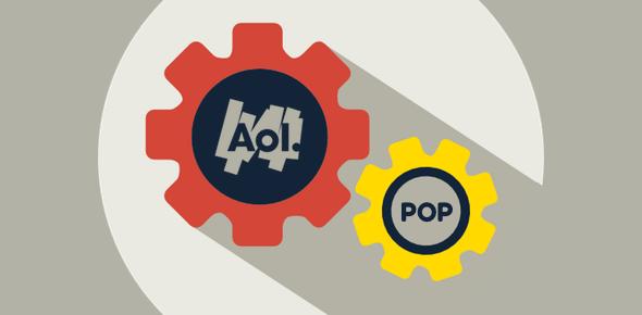 AOL email POP3 settings