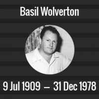 Basil Wolverton Death Anniversary - 31 December 1978