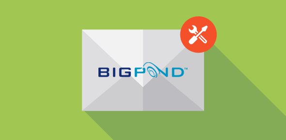 how to set up a new email account bigpond