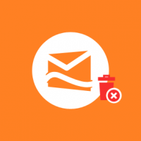 I cannot delete email in Hotmail - Why?