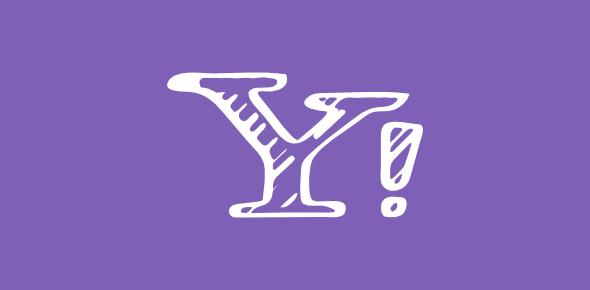 Purple Yahoo Mail Logo