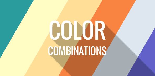 Color combinations - Cure for designers block