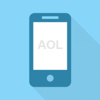 How do I configure AOL email on the iPhone (POP3)?