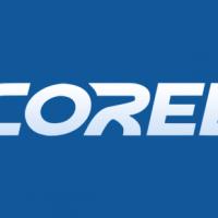 Corel graphics software