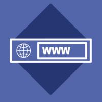 How do I create web site address? Get a domain name