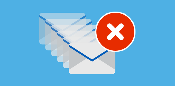 Delete all email messages from your account quickly