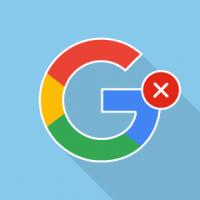 How do I delete Google account?
