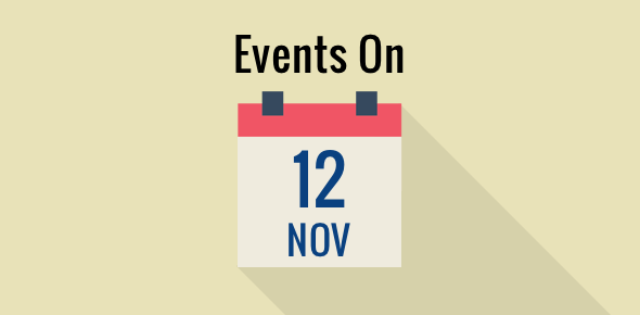 Events on 12 November