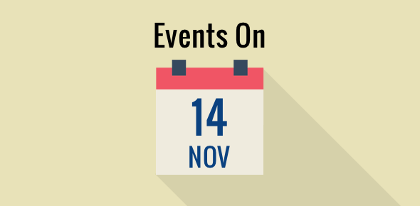 Events on 14 November